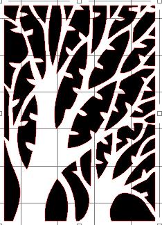 Multi media stencil post001a