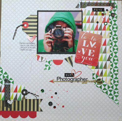 Our photographer