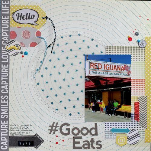 # Good Eats