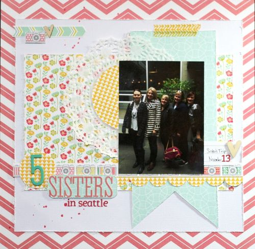 5 sisters in seattle